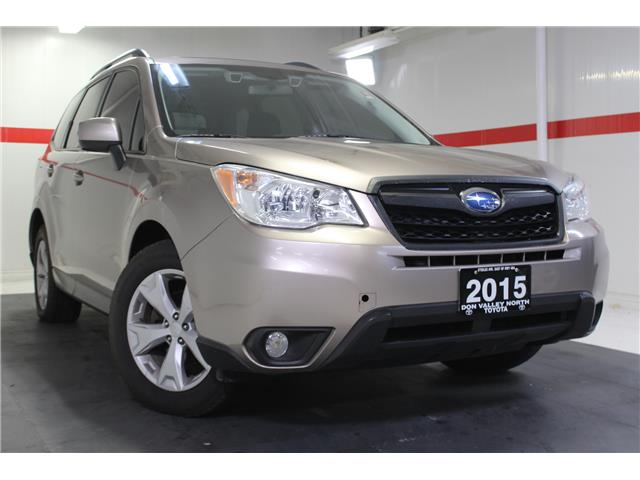 2015 Subaru Forester 2.5i Touring Package (Stk: 298737S) in Markham - Image 1 of 27