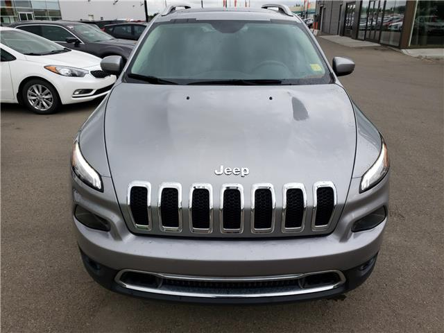2016 Jeep Cherokee 26G (Stk: H2444A) in Saskatoon - Image 2 of 19