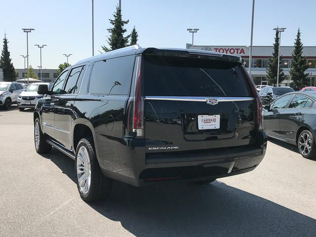 2020 Cadillac Escalade ESV Platinum (Stk: D02690) in North Vancouver - Image 6 of 24