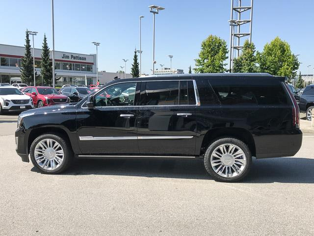 2020 Cadillac Escalade ESV Platinum (Stk: D02690) in North Vancouver - Image 7 of 24