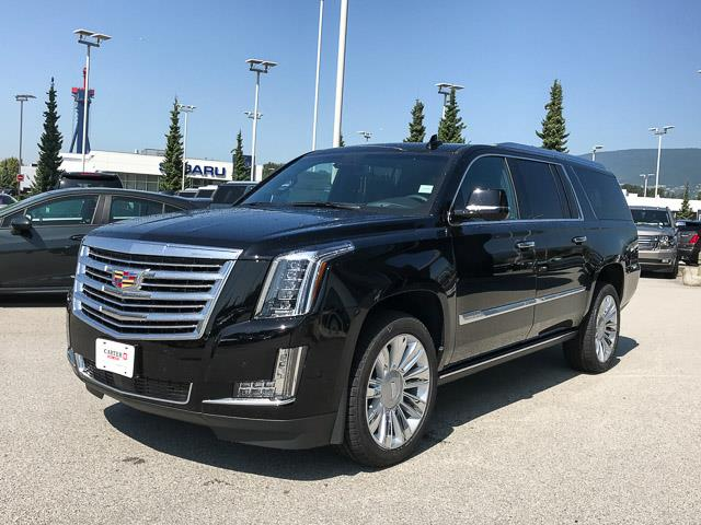 2020 Cadillac Escalade ESV Platinum (Stk: D02690) in North Vancouver - Image 8 of 24