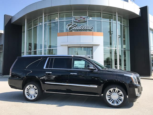 2020 Cadillac Escalade ESV Platinum (Stk: D02690) in North Vancouver - Image 3 of 24