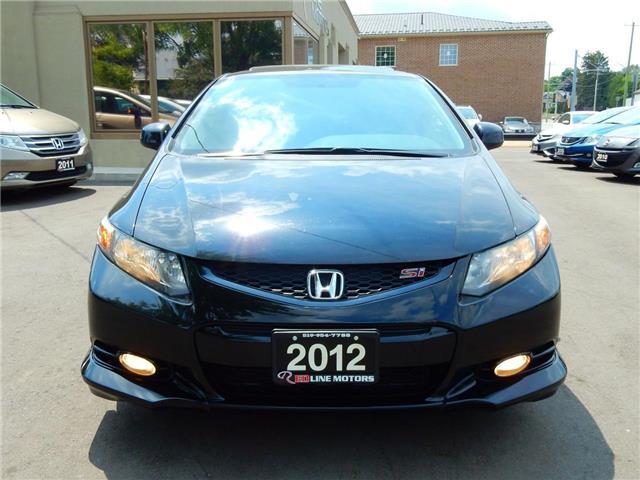 2012 Honda Civic Si (Stk: 2HGFG4) in Kitchener - Image 2 of 19