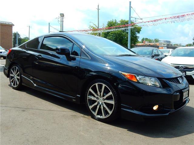 2012 Honda Civic Si (Stk: 2HGFG4) in Kitchener - Image 8 of 19