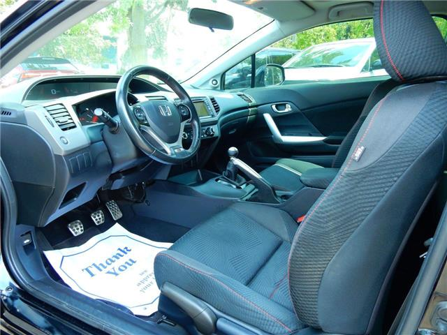 2012 Honda Civic Si (Stk: 2HGFG4) in Kitchener - Image 9 of 19