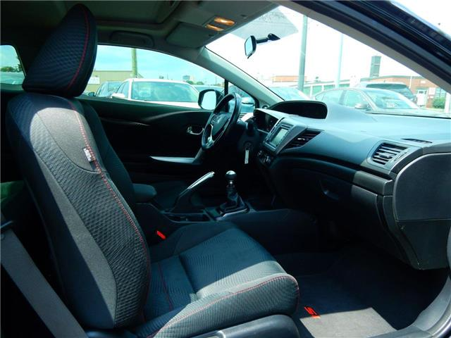 2012 Honda Civic Si (Stk: 2HGFG4) in Kitchener - Image 10 of 19