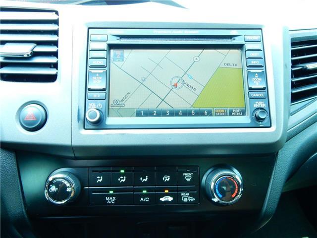 2012 Honda Civic Si (Stk: 2HGFG4) in Kitchener - Image 13 of 19