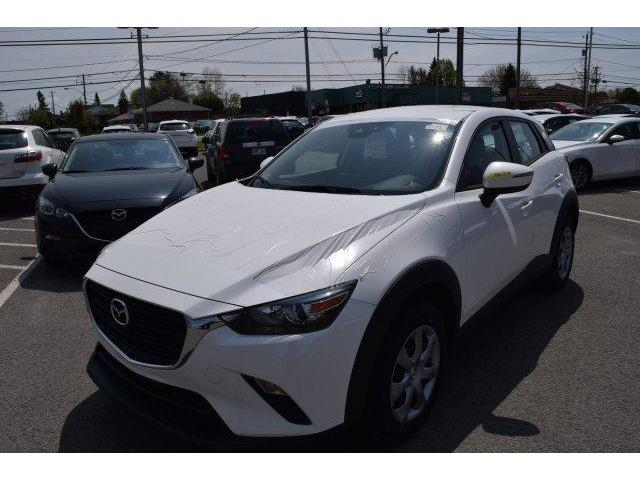 2019 Mazda CX-3 GX (Stk: 19078) in Châteauguay - Image 1 of 11