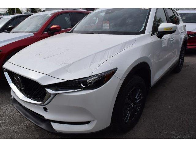 2019 Mazda CX-5 GS (Stk: 19194) in Châteauguay - Image 1 of 11