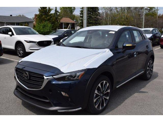 2019 Mazda CX-3 GT (Stk: 19206) in Châteauguay - Image 1 of 13
