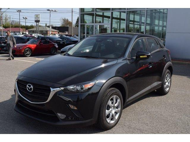 2019 Mazda CX-3 GX (Stk: 19080) in Châteauguay - Image 1 of 11