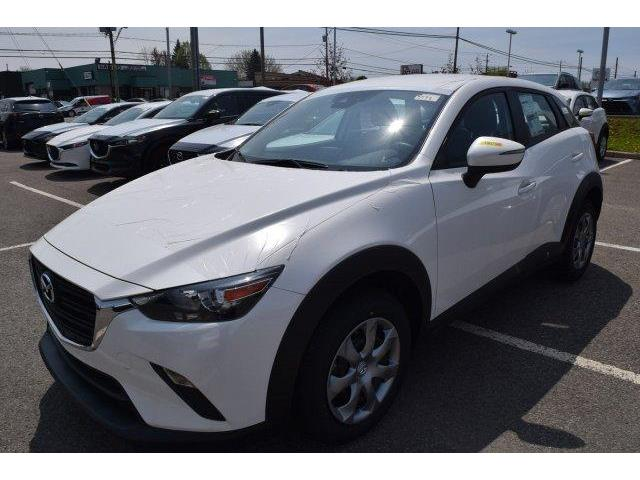 2019 Mazda CX-3 GX (Stk: D19079) in Châteauguay - Image 1 of 10