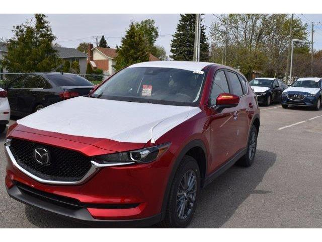 2019 Mazda CX-5 GS (Stk: D19182) in Châteauguay - Image 1 of 10