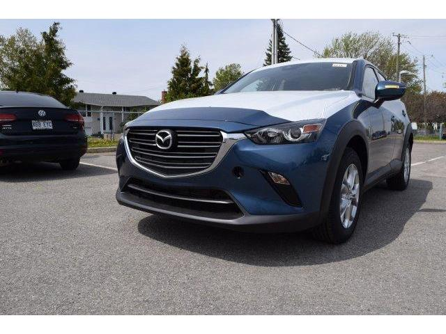 2019 Mazda CX-3 GS (Stk: 19197) in Châteauguay - Image 4 of 11