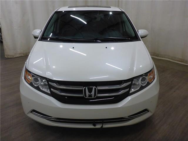 2014 Honda Odyssey EX-L Navi (Stk: 19072396) in Calgary - Image 2 of 27