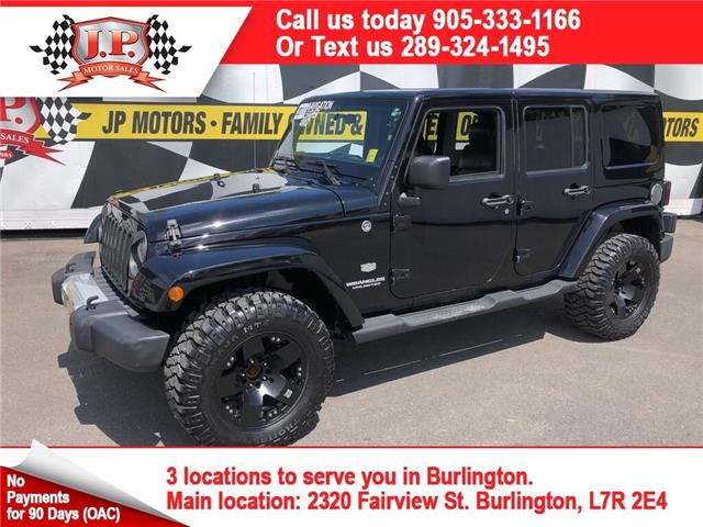 2011 Jeep Wrangler Unlimited 70th Anniversary (Stk: 47359A) in Burlington - Image 1 of 23