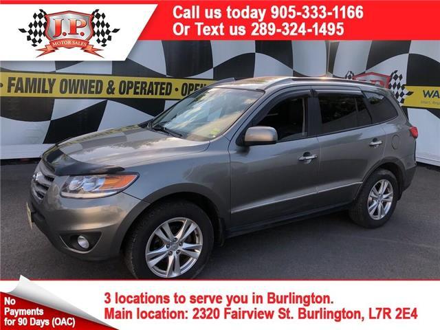 2012 Hyundai Santa Fe Limited (Stk: 47548) in Burlington - Image 1 of 16