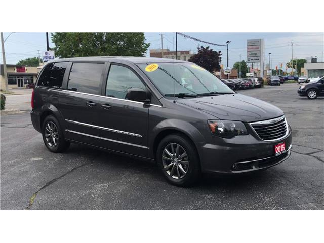 2015 Chrysler Town & Country S (Stk: 191297A) in Windsor - Image 2 of 14