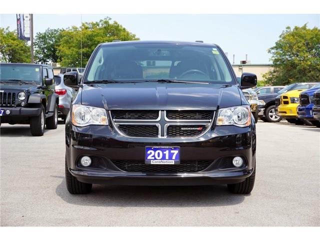 2017 Dodge Grand Caravan CREW PLUS| SAFETY SPHERE| TOW GRP| DVD & MORE (Stk: K1101A) in Burlington - Image 2 of 48