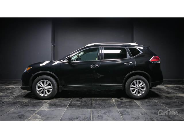 2016 Nissan Rogue SV (Stk: CT19-150) in Kingston - Image 1 of 34