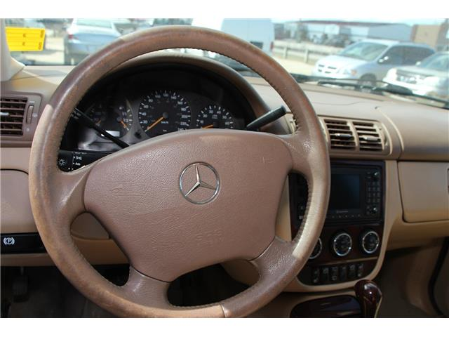 2003 Mercedes-Benz M-Class Base (Stk: P8641) in Headingley - Image 8 of 8