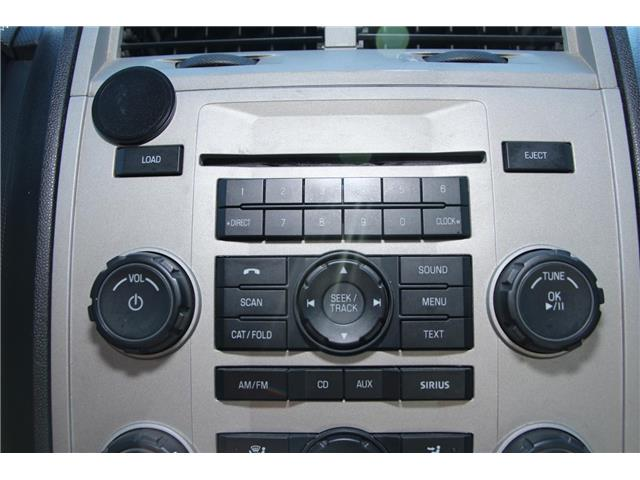 2009 Ford Escape XLT Automatic (Stk: P8921) in Headingley - Image 19 of 26
