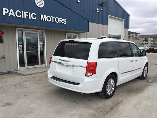 2015 Chrysler Town & Country Limited (Stk: P9056) in Headingley - Image 5 of 21