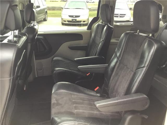 2015 Chrysler Town & Country Limited (Stk: P9056) in Headingley - Image 17 of 21