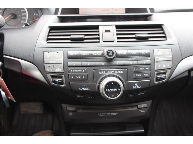 2010 Honda Accord EX-L V6 (Stk: P9044) in Headingley - Image 12 of 16