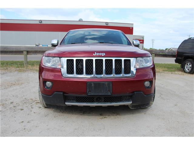 2013 Jeep Grand Cherokee Overland (Stk: P9167) in Headingley - Image 2 of 3