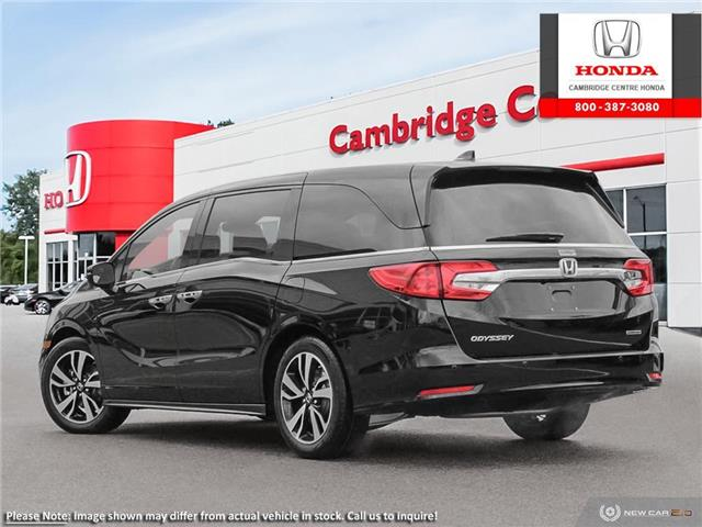 2019 Honda Odyssey Touring (Stk: 20112) in Cambridge - Image 4 of 24