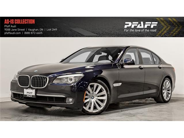 2009 BMW 750i  (Stk: C6930A) in Vaughan - Image 1 of 21