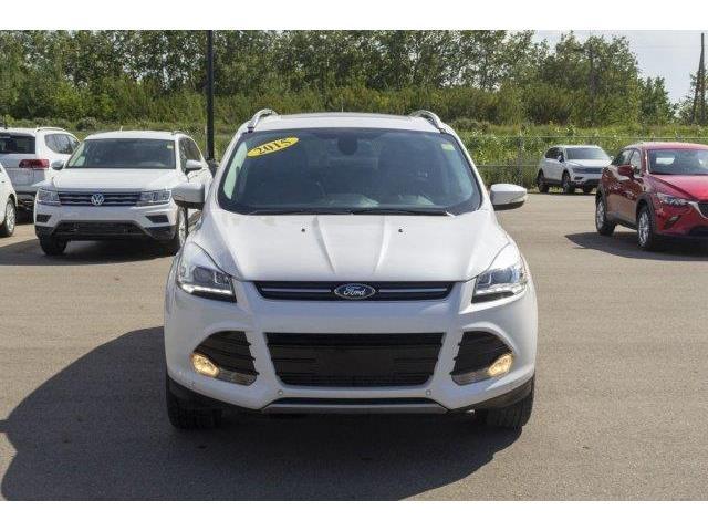 2015 Ford Escape Titanium (Stk: V947) in Prince Albert - Image 2 of 11