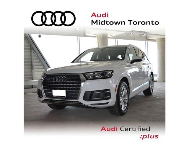 2019 Audi Q7 55 Progressiv (Stk: P7345) in Toronto - Image 1 of 28