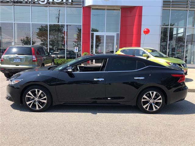 2016 Nissan Maxima  (Stk: A6762) in Burlington - Image 2 of 21