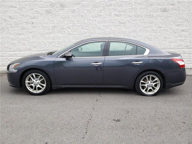 2009 Nissan Maxima SV (Stk: HA109A) in Kingston - Image 1 of 24