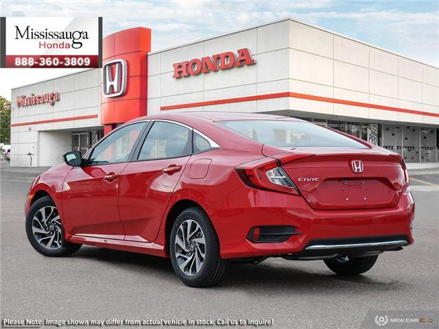 2019 Honda Civic EX (Stk: 326872) in Mississauga - Image 4 of 23