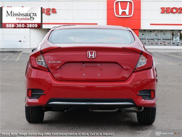 2019 Honda Civic EX (Stk: 326872) in Mississauga - Image 5 of 23