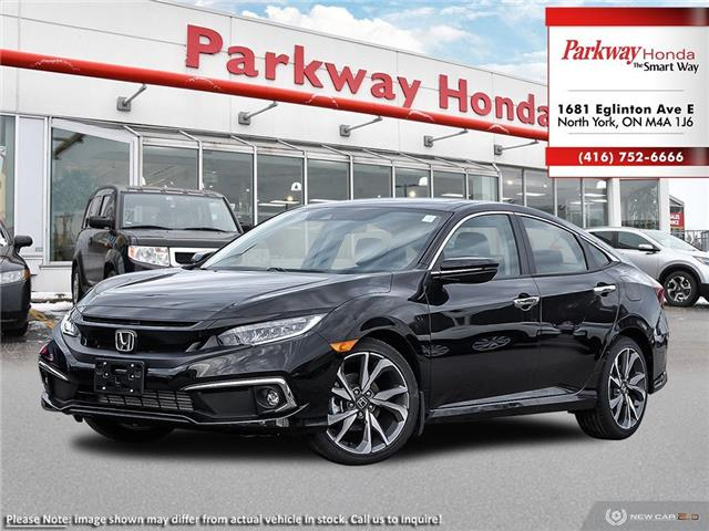 2019 Honda Civic Touring (Stk: 929615) in North York - Image 1 of 23