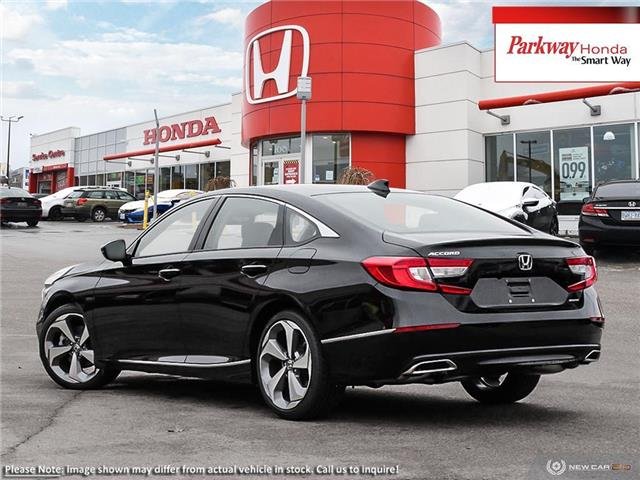 2019 Honda Accord Touring 1.5T (Stk: 928123) in North York - Image 4 of 23