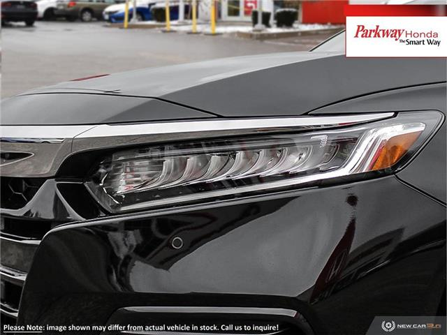 2019 Honda Accord Touring 1.5T (Stk: 928123) in North York - Image 10 of 23