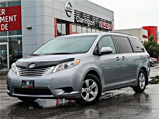 2015 Toyota Sienna LE 8 Passenger (Stk: KN109368A) in Bowmanville - Image 1 of 30