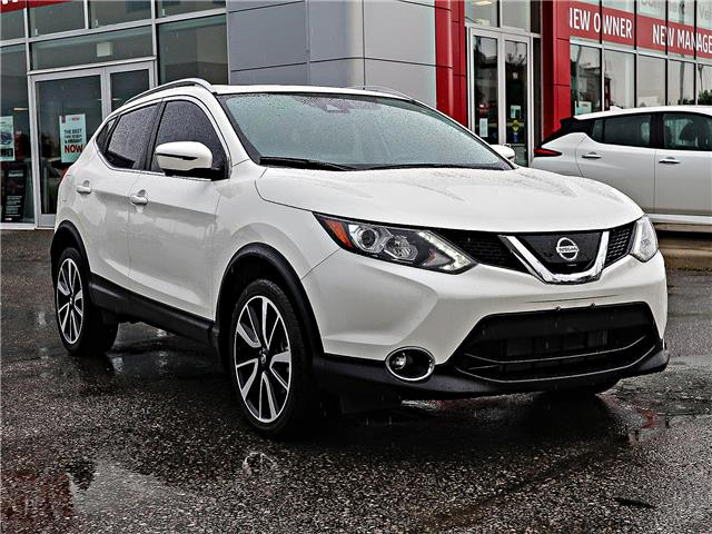 2017 Nissan Qashqai SL (Stk: KC808733A) in Bowmanville - Image 3 of 30