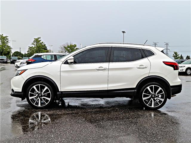 2017 Nissan Qashqai SL (Stk: KC808733A) in Bowmanville - Image 8 of 30