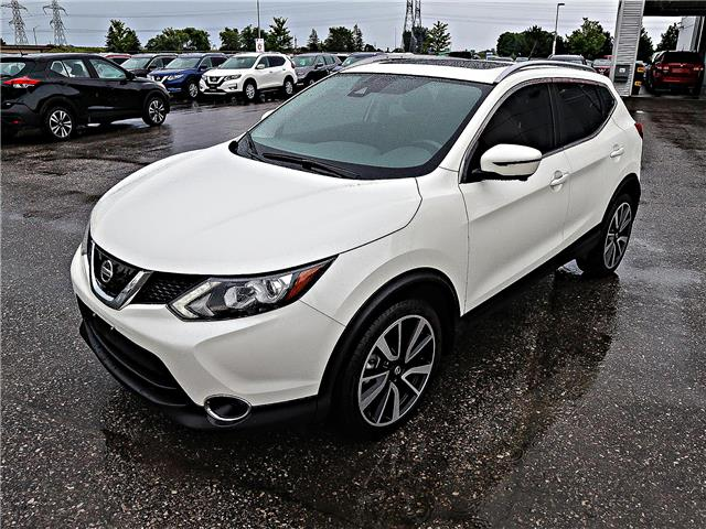 2017 Nissan Qashqai SL (Stk: KC808733A) in Bowmanville - Image 11 of 30