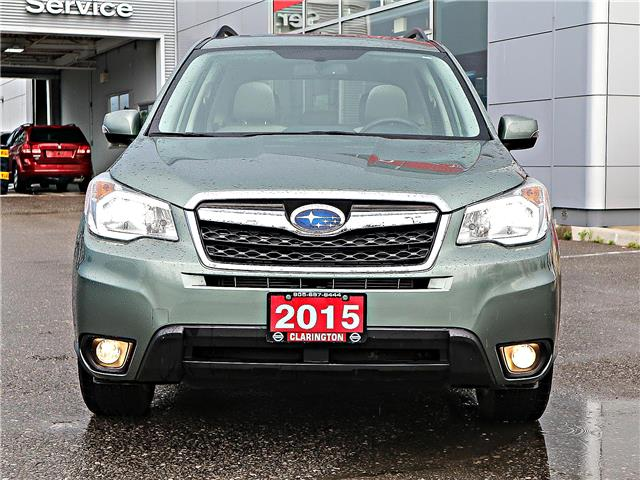 2015 Subaru Forester 2.5i Limited Package (Stk: KC805580A) in Bowmanville - Image 2 of 30