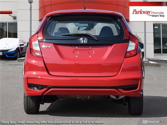2019 Honda Fit LX w/Honda Sensing (Stk: 924038) in North York - Image 5 of 22