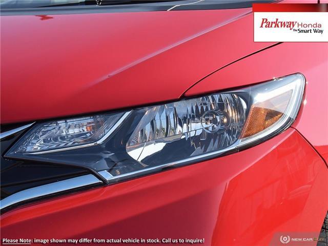 2019 Honda Fit LX w/Honda Sensing (Stk: 924038) in North York - Image 10 of 22