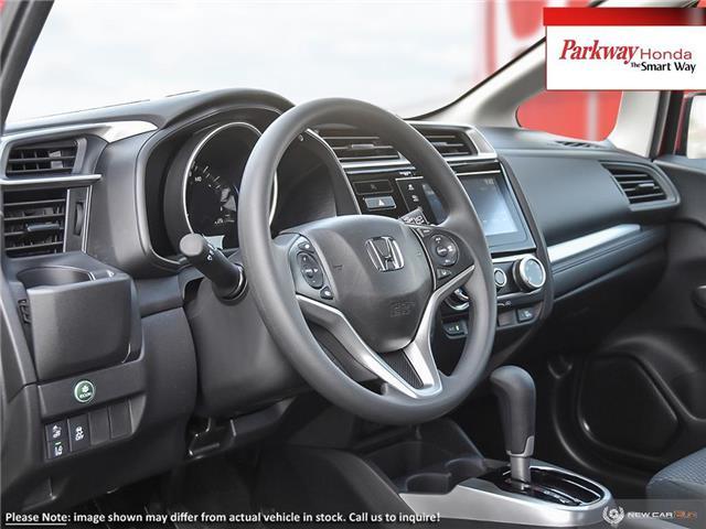 2019 Honda Fit LX w/Honda Sensing (Stk: 924038) in North York - Image 12 of 22