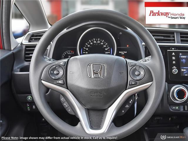 2019 Honda Fit LX w/Honda Sensing (Stk: 924038) in North York - Image 13 of 22